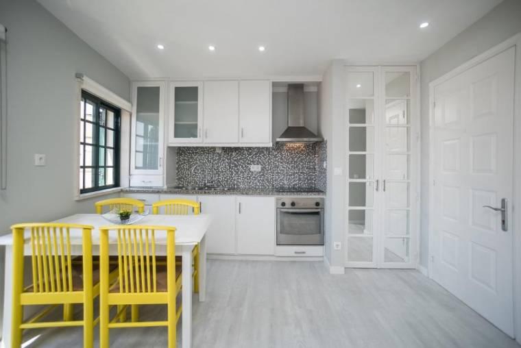 Apartamento Casa Amarela