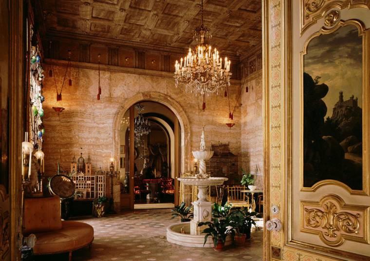 Ajuda Palace interior - Lisbon