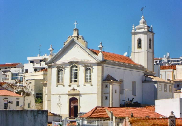 Albufeira church - Igreja Matriz
