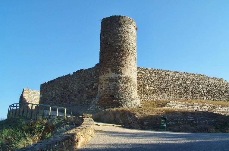 Aljezur castle ruins