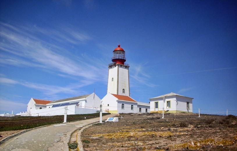 Berlengas lighthouse