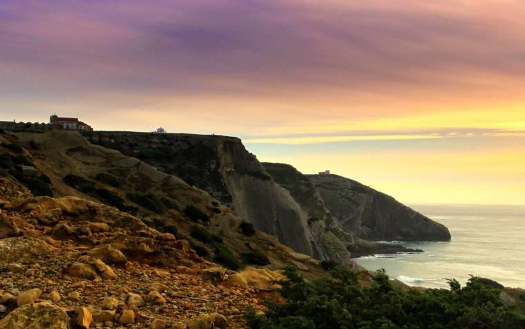Cabo Espichel sunset