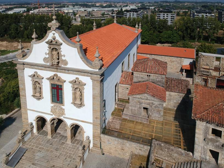 Capela São Frutuoso and São Salvador