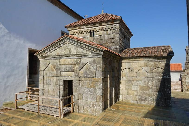 Capela São Frutuoso - Braga