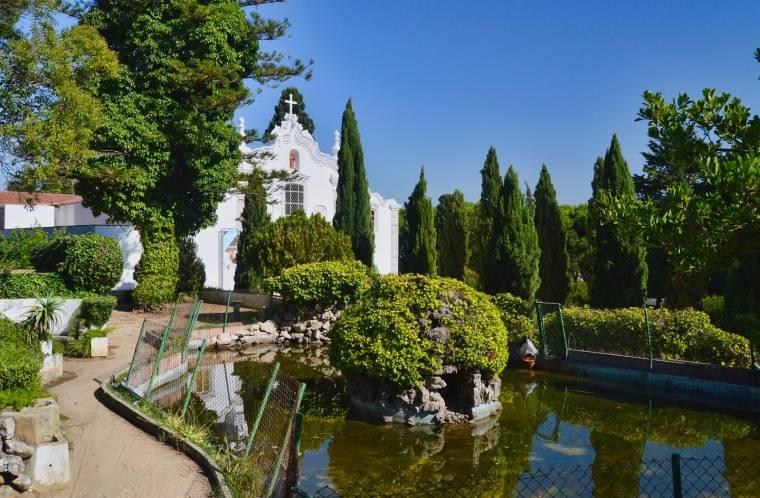 Convento dos Capuchos - Garden