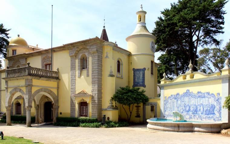 Museum Conde Castro Guimaraes