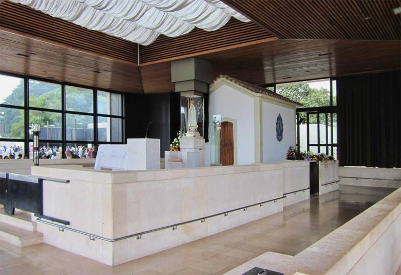 Chapel of Apparitions - Fatima