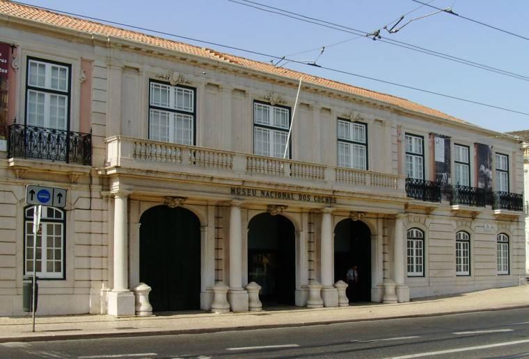 Former National Coach Museum exterior