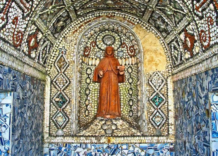 Convento dos Capuchos - Chapel San Antonio