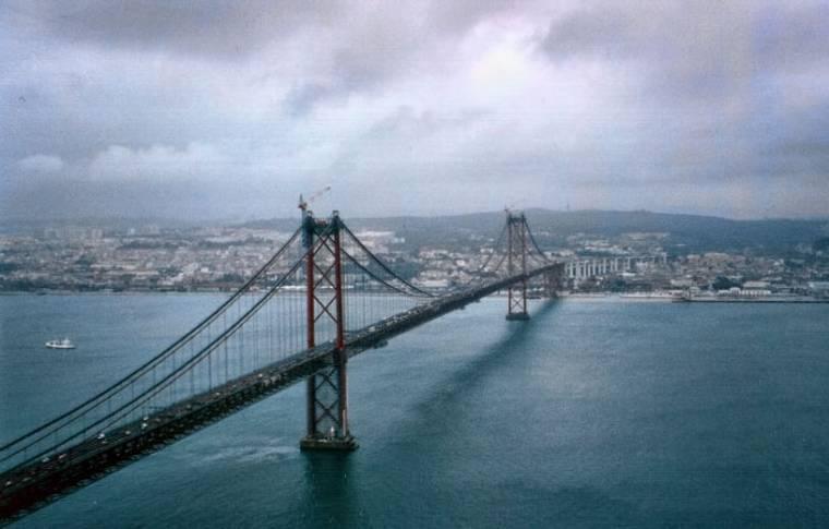 View from Cristo Rei - Lisbon