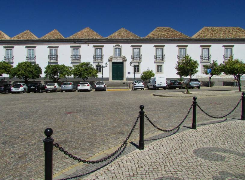 Episcopal / Bishop's Palace - Faro