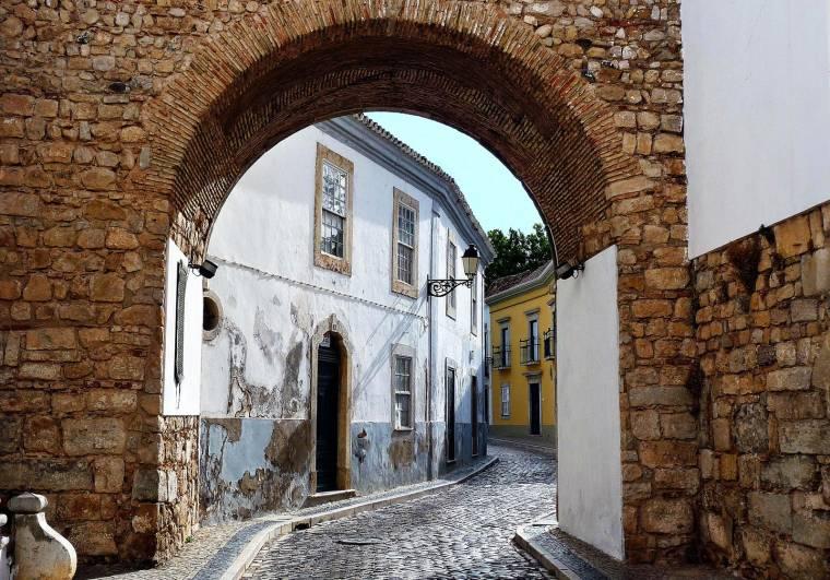 Arco do Repouso - Faro