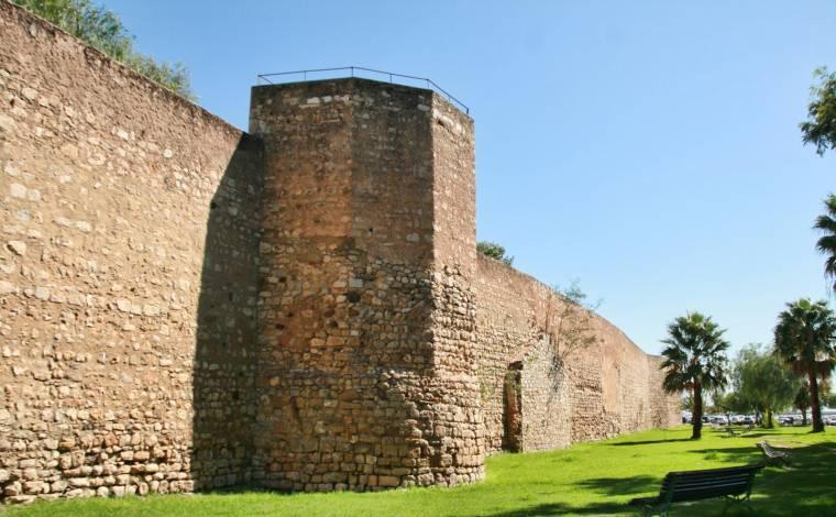 Faro City Walls - Cerca Seiscentista