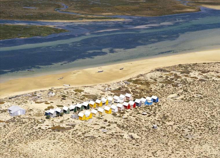 Beach Huts - Ilha Barreta Deserta - Faro