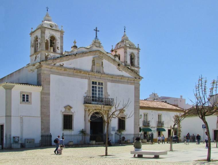 Igreja de Santa Maria - Lagos