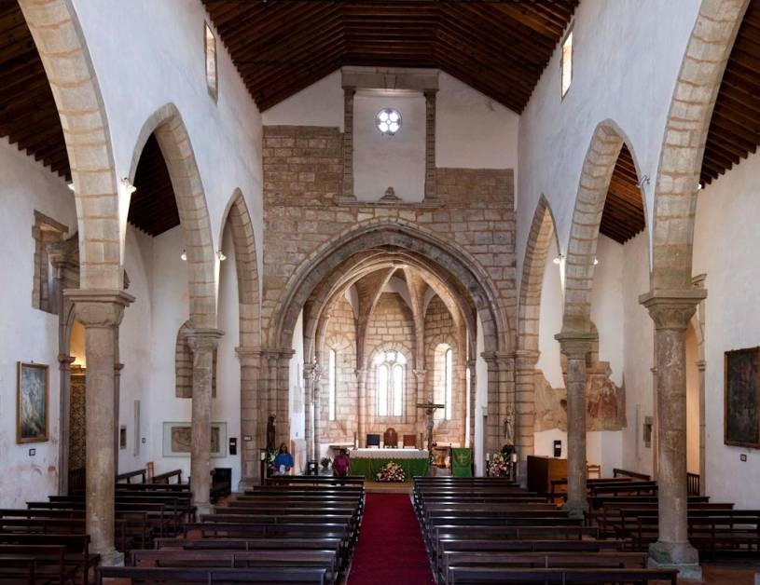 Igreja de São Leonardo interior
