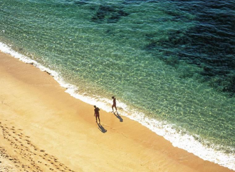 Ilha Culatra beach