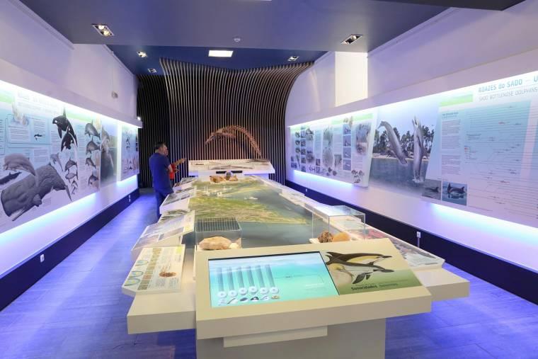 Interpretive Centre of the Sado Estuary Bottlenose Dolphin