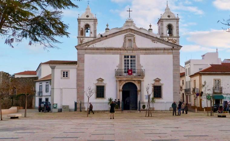 Igreja de Santo Antônio - Lagos