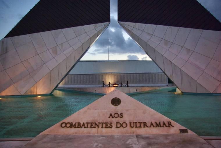 Monumento aos Combatentes do Ultramar, Belem
