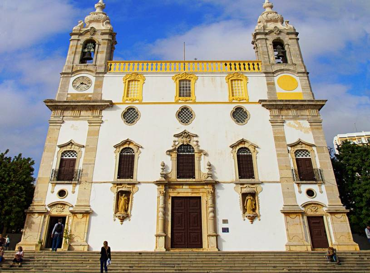 Igreja de Nossa Senhora do Carmo - Faro