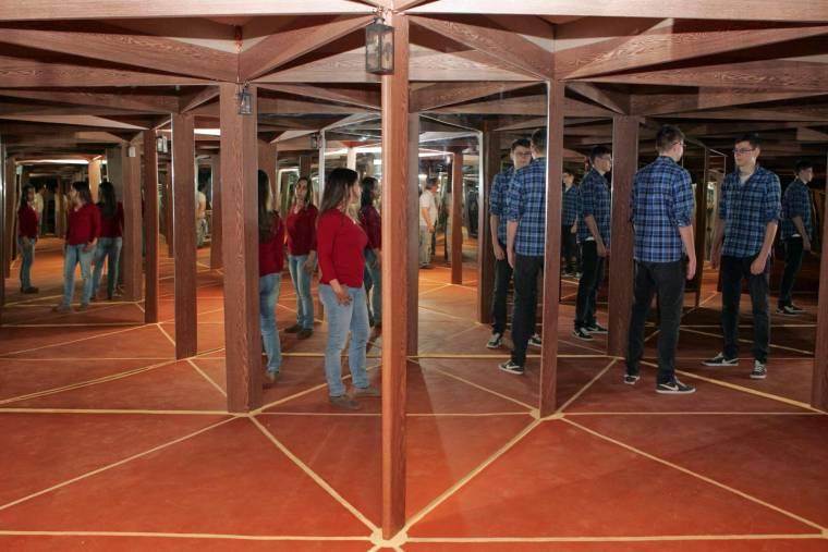 Parque da Mina - Labyrinth