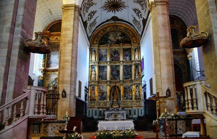 Portalegre cathedral interior