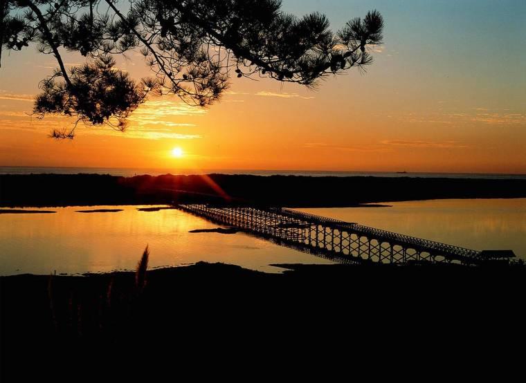 Quinta do Lago - Ria Formosa sunset
