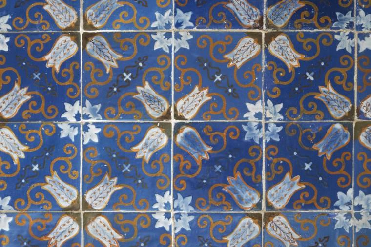 Azulejos - Palácio do Raio
