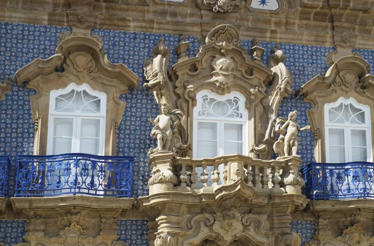 Raio Palace detail