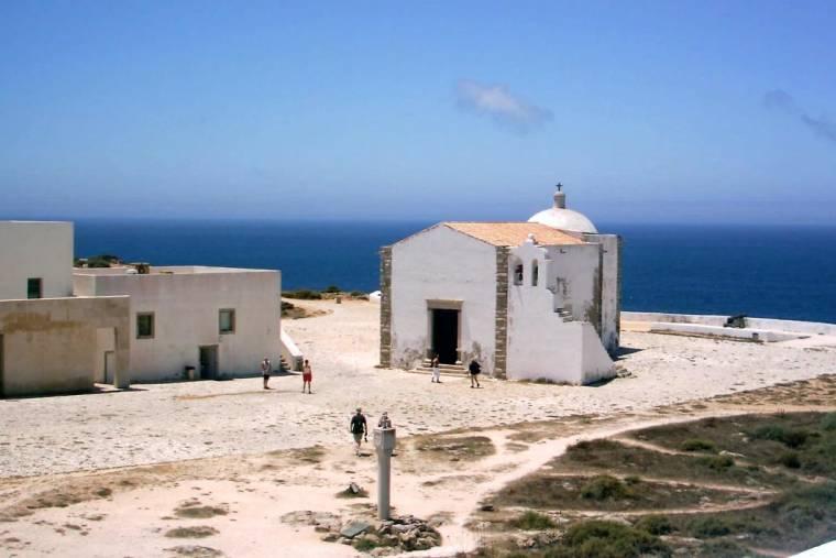 Igreja de Nossa Sra. da Graça - Sagres Fortress