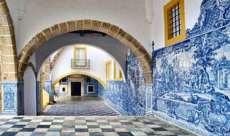 Convento de São Bernardo interior