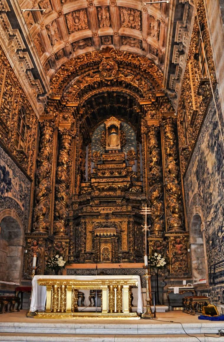 Igreja de São Paulo interior