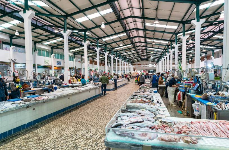 Mercado do Livramento - Setubal