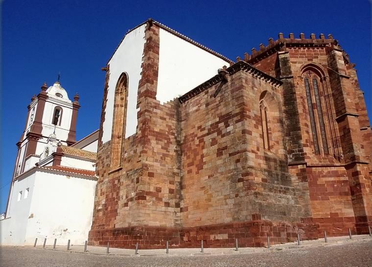 Sé Catedral de Silves - Gothic apse