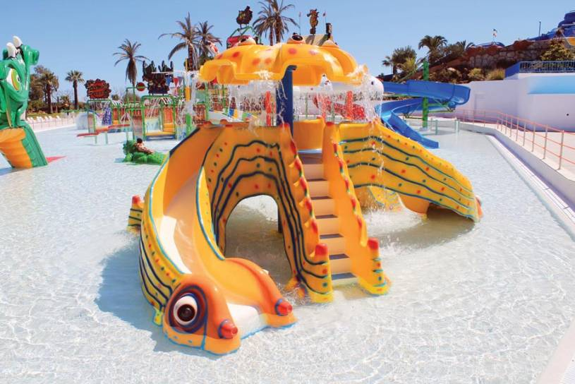 Slide and Splash - Children Zone