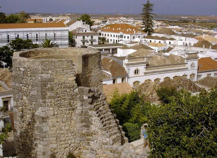 Tavira Castle