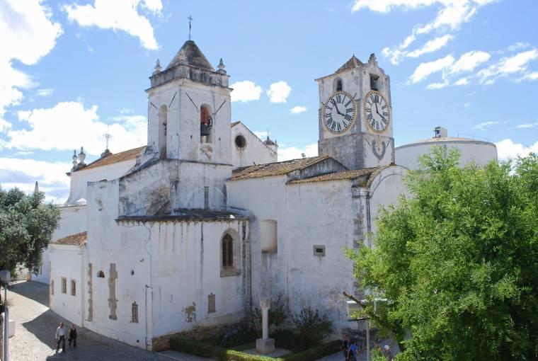 Igreja de Santa Maria do Castelo - Tavira