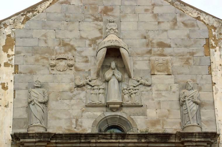 Igreja da Misericórdia facade - Tavira