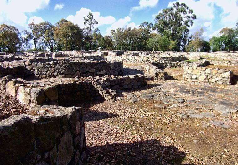 Roman ruins - Cividade de Terroso