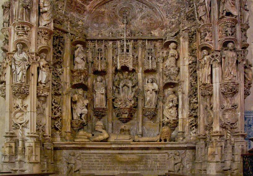 Tomb of Afonso Henrique