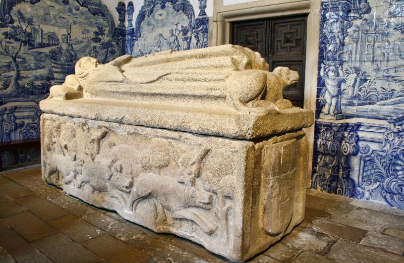 Tomb of Pedro Afonso Count of Barcelos