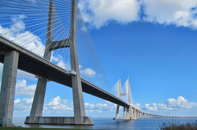 Vasco da Gama Bridge - Lisbon