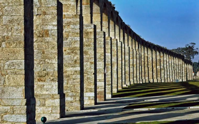Vila do Conde - Aqueduct de Santa Clara