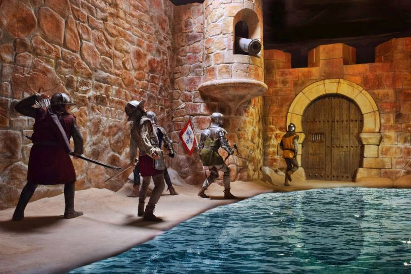 World of Discoveries - Conquering Ceuta