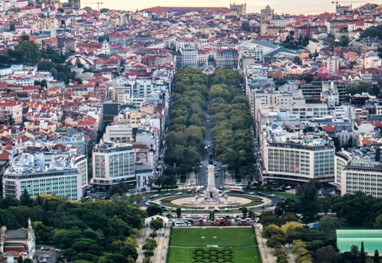 Avenida da Liberdade - Lisbon