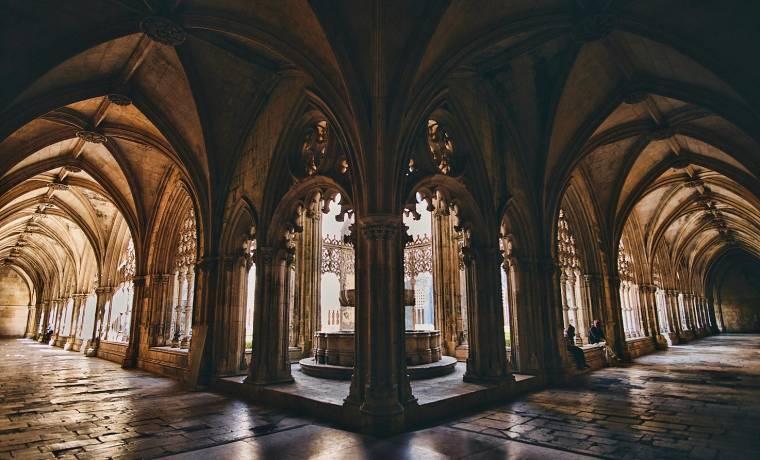 Batalha Monastery - Royal Cloister / Claustro Real