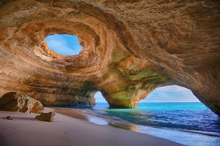 Algar de Benagil cave