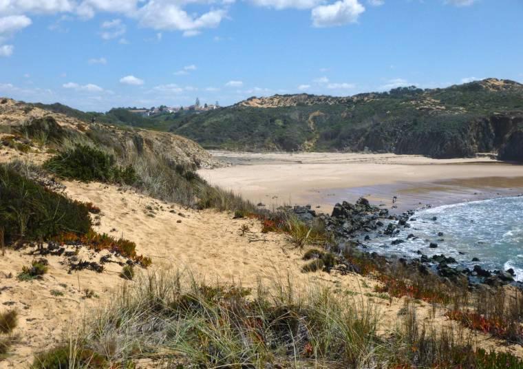 Almograve beach - Alentejo