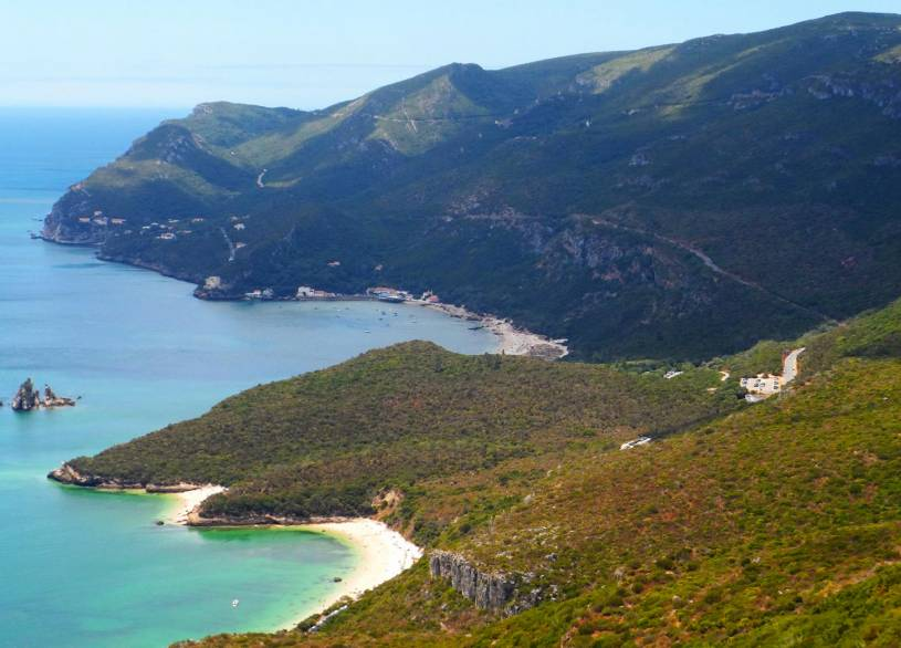 Arrabida beaches